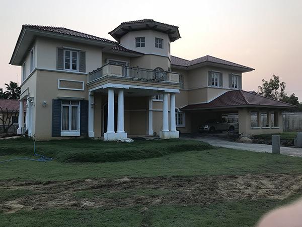 Revitalisierung einer Villa
